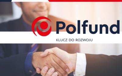 Właściciel serwisu eWadia – Polfund Fundusz Poręczeń Kredytowych S.A.