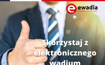 Skorzystaj z elektronicznego wadium